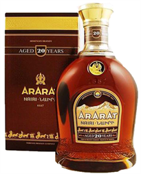 Ararat Brandy 20 Year Nairi 750ml